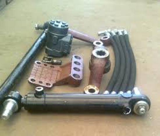 Комплект деталей для установки дозатора на МТЗ 80