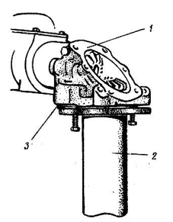 Верхняя коническая пара шестерён ПВМ МТЗ 82