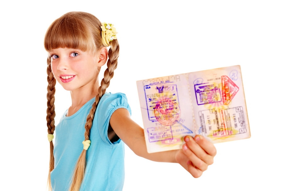 Балаға паспорт жасау керек пе?