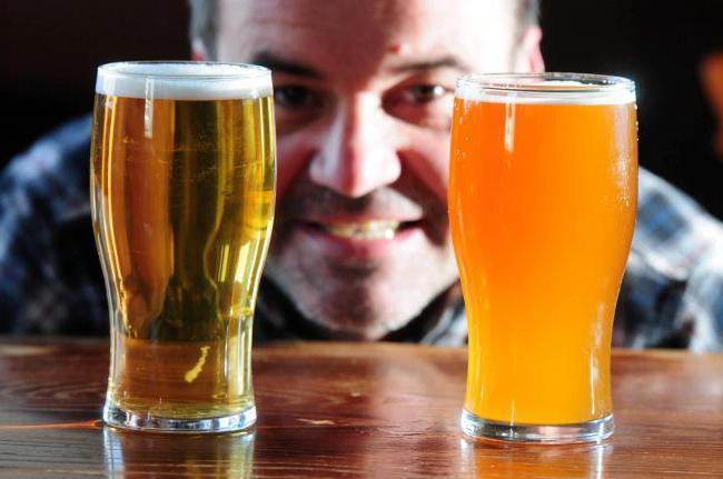 beau bere și pierd în greutate