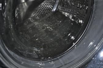 вода в баке