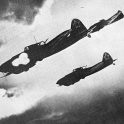 вятские лётчики и на фронтах Великой Отечественной