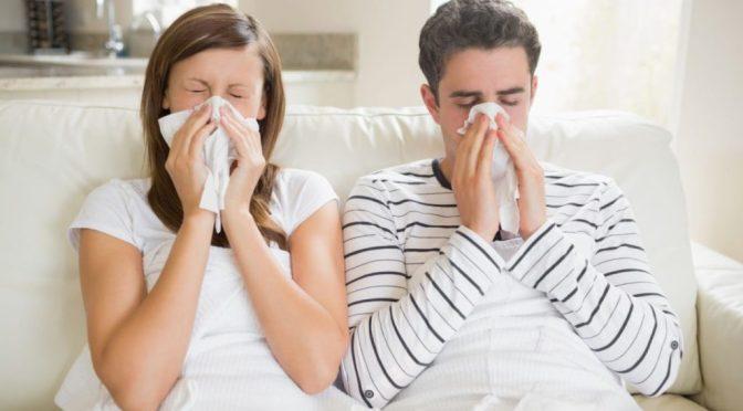 Простой рецепт, который поможет не заболеть