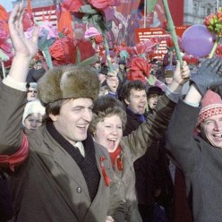 7 ноября - День Октябрьской революции 1917 года