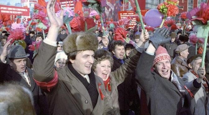 7 ноября — День Октябрьской революции 1917 года | История