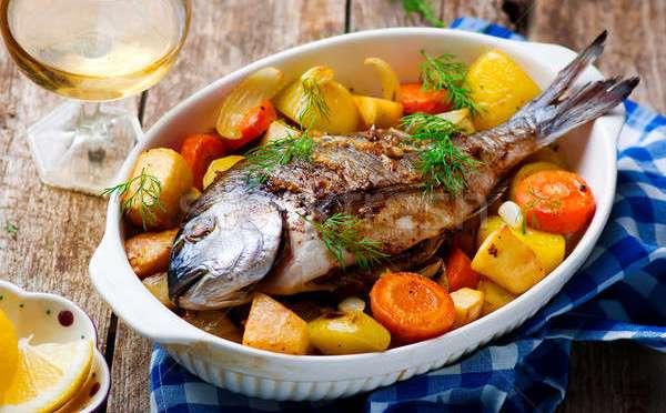 Почему овощи и рыба так полезны для здоровья сердца и сосудов