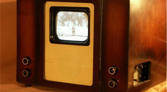первая телепередача со звуком