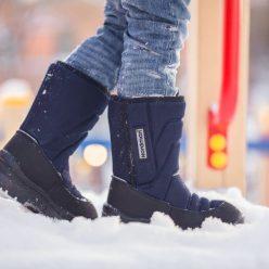 Как в мороз сохранить ноги в тепле и избежать простуды