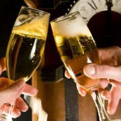 Шампанское с пеплом - опасно для здоровья