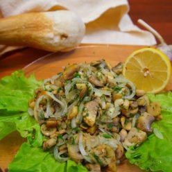 Шампиньоны - вкуснейший рецепт закуски на праздничный стол