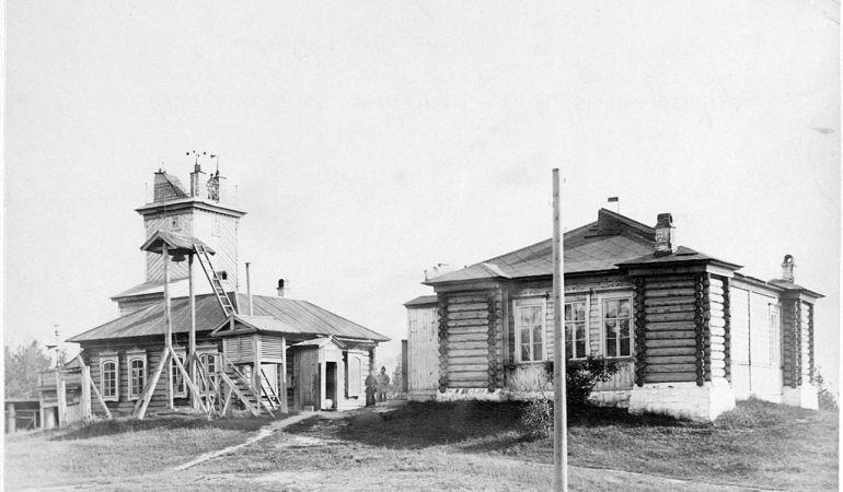 13 января 1872 года в России начала работу служба погоды