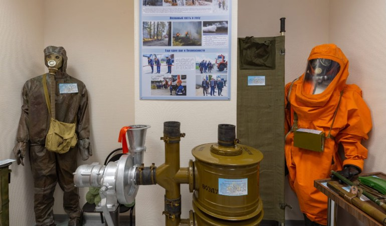 Кировский Музей Огня теперь можно посетить и виртуально