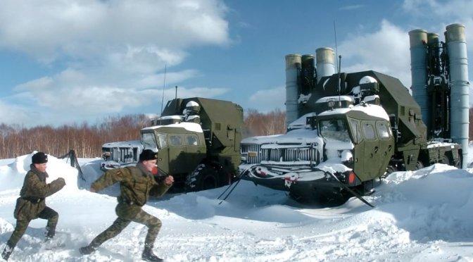 В Кировской области зенитчики в ходе учений отразили «ракетный удар»