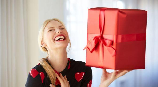 Назван самый популярный подарок на День всех влюбленных
