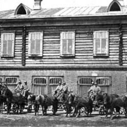 Первые пожарные части старой Вятки