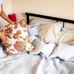 Какое постельное белье опасно для здоровья