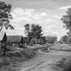 Гостеприимный гетеризм в деревне