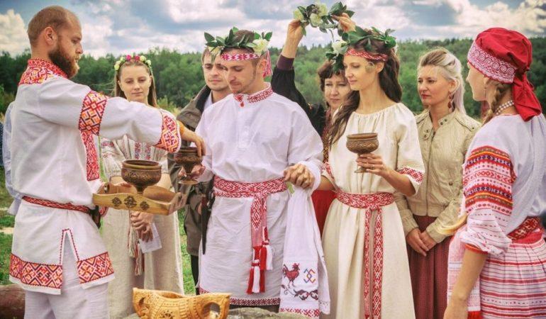 Как играть свадьбу по-русски