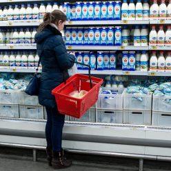 В магазинах ввели новые правила продажи молочных продуктов