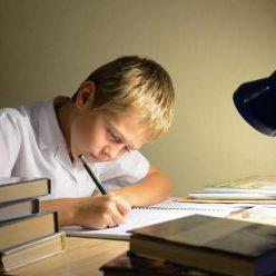 Сколько времени школьники должны тратить на домашнее задание