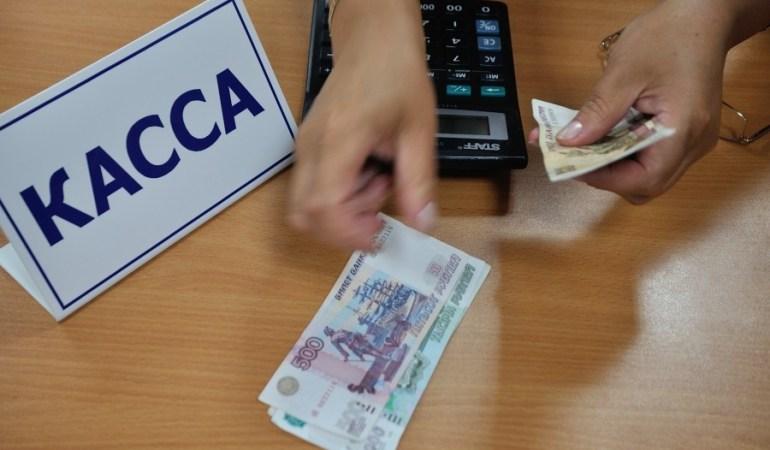 Среднемесячная начисленная зарплата в Кировской области