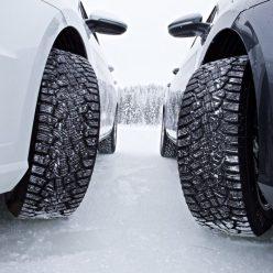 Ошибки водителя, из-за которых вылетают шипы из шин