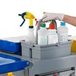 Дезинфицирующие средства с моющим эффектом для санитарной обработки