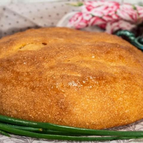 Рецепт аппетитного домашнего хлеба в духовке