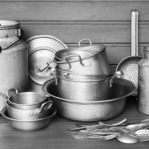 Что можно и нельзя готовить в посуде из алюминия