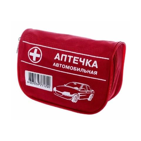 Новые требования к комплектации автомобильной аптечки