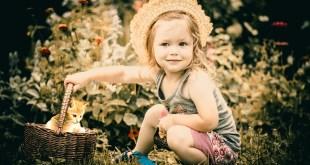 8 jednoduchých rád, ako vychovať šťastné dieťa