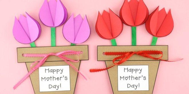 VIDEOtip: Krásne kvetinové kartičky na Deň matiek!