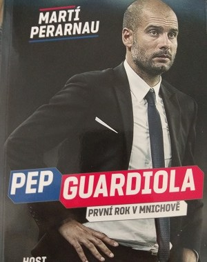 Pep Guardiola Mníchov