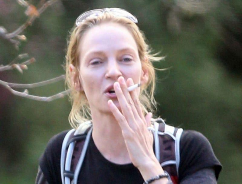 színésznők akik nem hagyták abba a dohányzást)