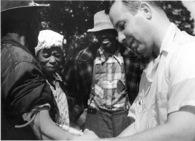 Исследование сифилиса в Таскиги