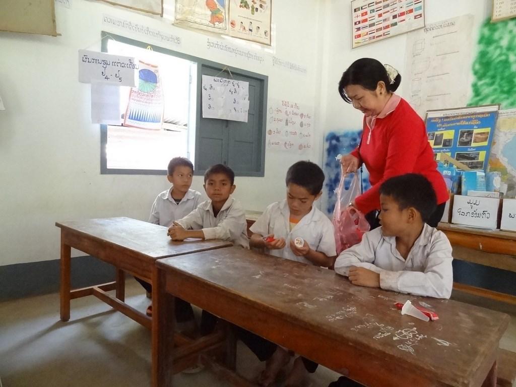 Ecole Laos