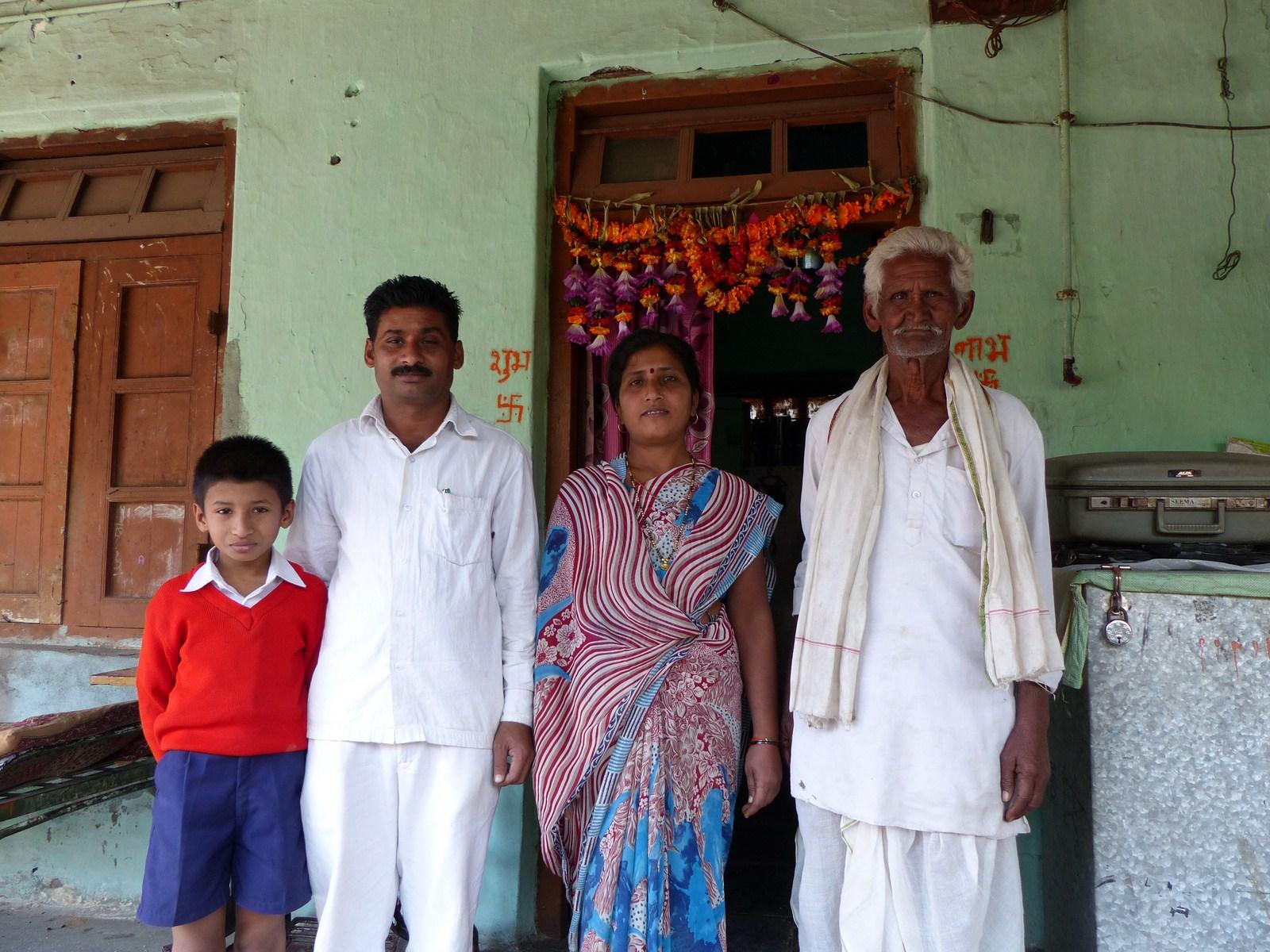 Famille Sewagram 2016