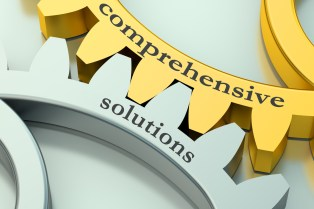 comprehensive solution for supply chain management