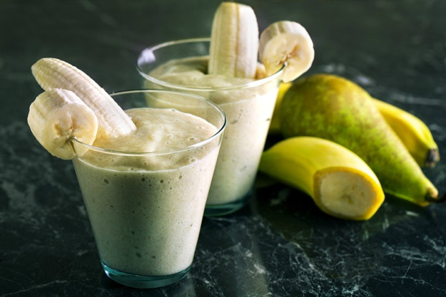 Pear Power Smoothie | How To Make The Best Weight Loss Shake | homemade weight loss smoothies