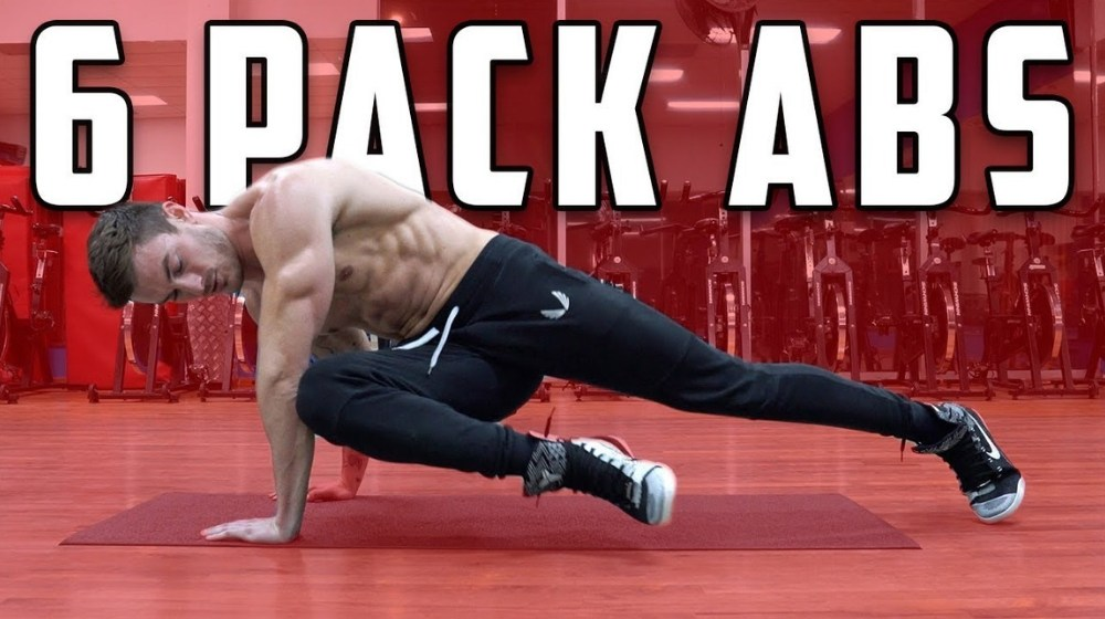 Feature | How to Get Ripped 6 Pack Abs | Weighted Ab Workout