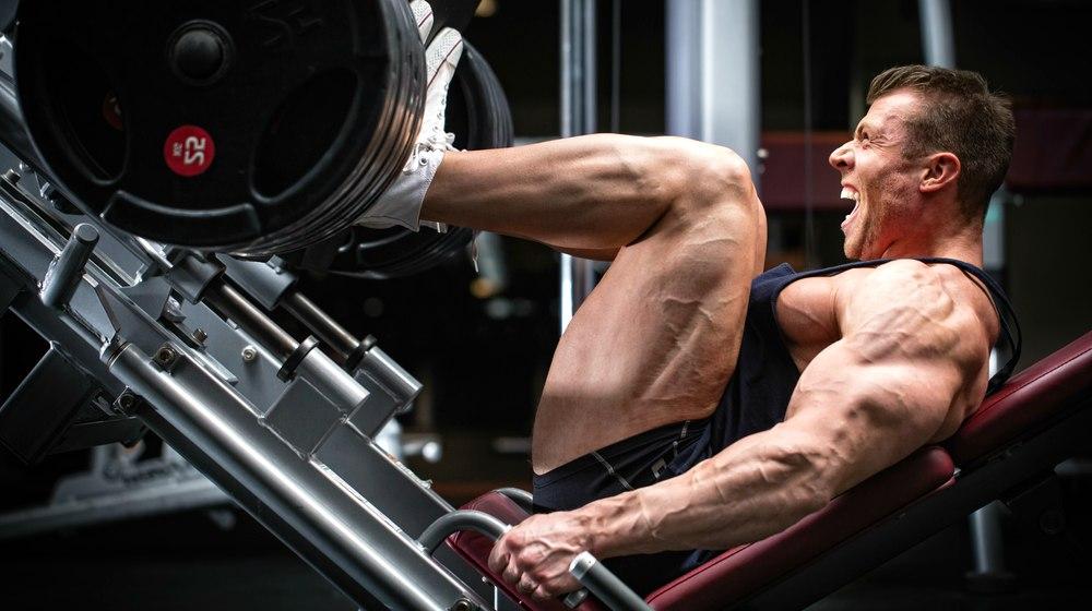 Feature   Ultimate Leg Day Workout   No Chicken Legs!   leg workout bodybuilding