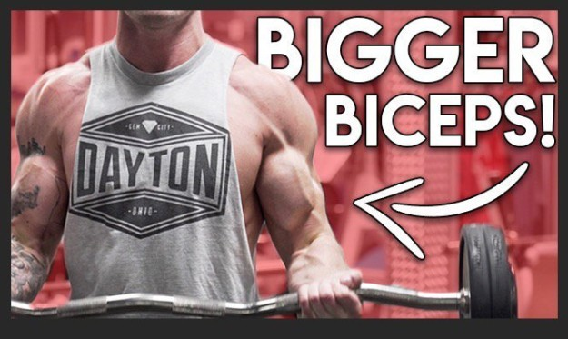 5 Bicep Exercises for Bigger Arms | 10 Minute Bicep Workout | Best Arm Workouts For Every Upper Arm Muscle