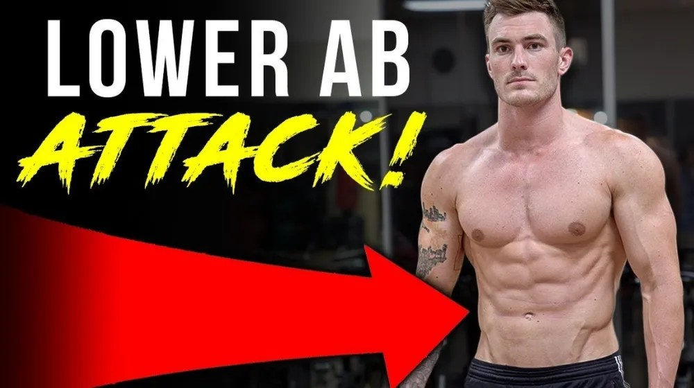 Feature | 4 Minute Lower Ab Workout For Ripped Abs