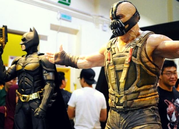 Bane from Batman | Easy DIY Halloween Costumes That Show Off Your Body