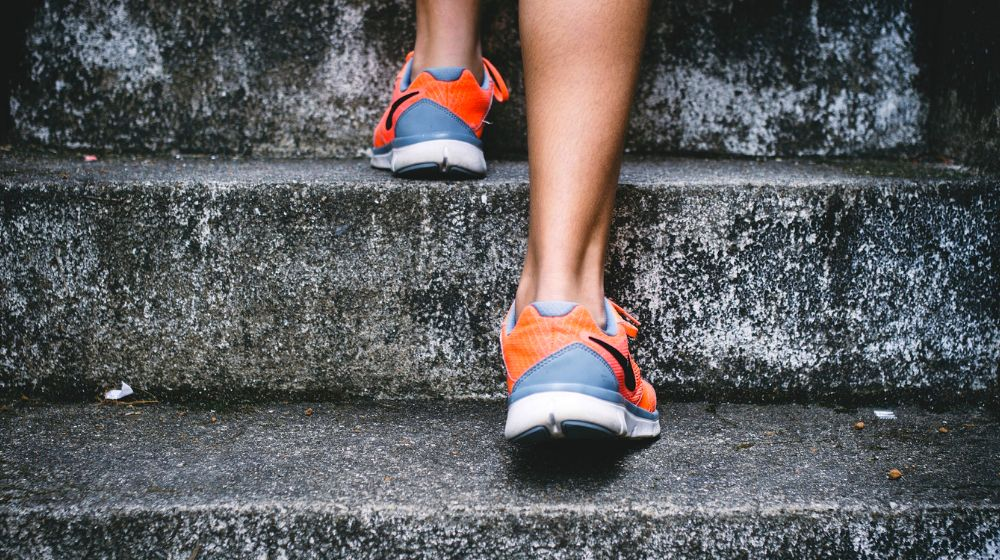 Feature | The Steps Challenge | Walking for Fitness