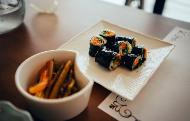 Grain-Free Paleo Sushi | Easy and Healthy Lunch Ideas To Fuel You Up