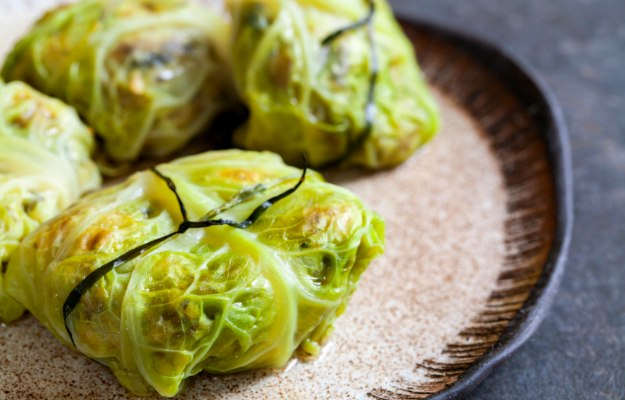 Mushroom-Stuffed Cabbage Rolls | Weight Loss Recipes for Every Meal