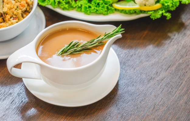 Gravy | How To Size Out Your Thanksgiving Calories