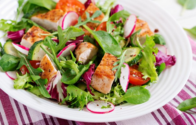 Chinese-Style Chicken Salad Recipe | Easy and Healthy Lunch Ideas To Fuel You Up