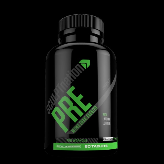 PRE Workout by SculptNation | Cool Gift Ideas for Fitness Enthusiast